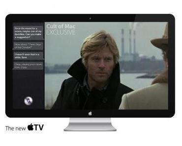 Gerüchte um Apple-TV mit Siri und Facetime