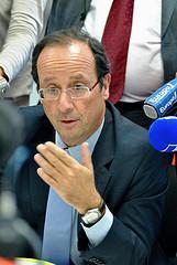 Hollande prescht vor