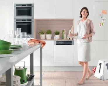 """Der direkte Weg zur Traumküche - mit dem """"AMK Ratgeber Küche"""" als App für das iPad"""
