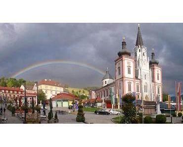 Platzwahl 2012 der Kleinen Zeitung – Bitte mitstimmen für die Basilika Mariazell als schönstes Baujuwel der Steiermark