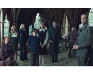 """Dark Shadows"" mit Johnny Depp & Michelle Pfeiffer"