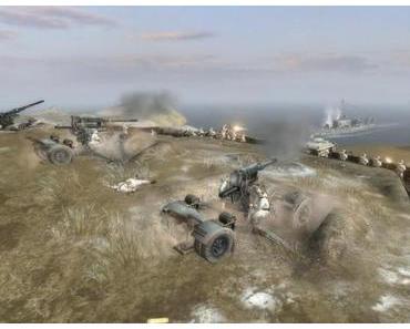 Men of War: Red Tide-Release rückt näher