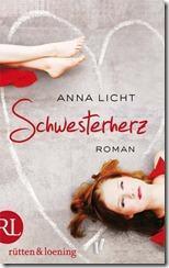 """""""Schwesterherz"""" Anna Licht"""