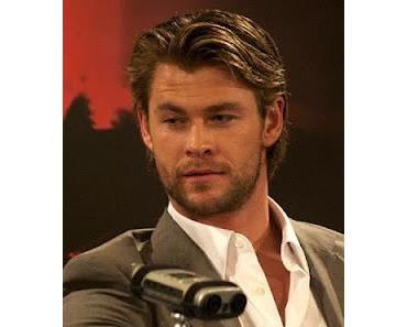 """The Avengers""-Star Chris Hemsworth ist Vater geworden"