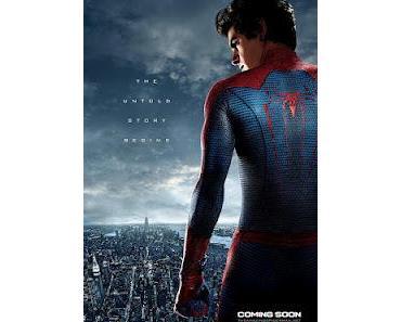 Amazing Spider-Man: Neue 4-Minuten Preview und weitere Poster sind online