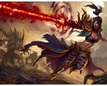 Diablo 3 - Verkaufsstart mit diversen Problemen