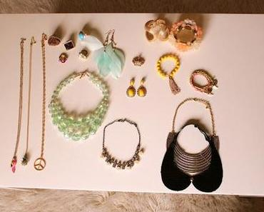 my summer jewelry