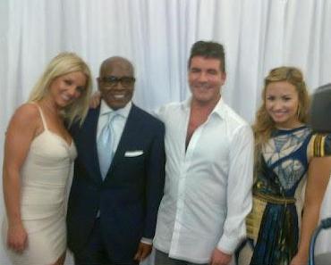 Britney Spears und Demi Lovato sind neue Juroren bei X Factor