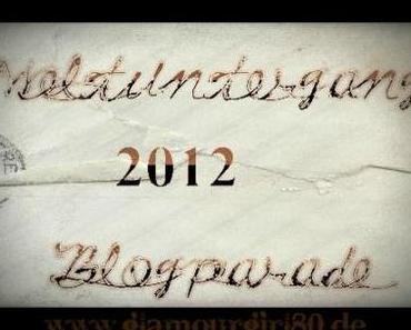 Weltuntergang 2012 Blogparade – 4. Thema