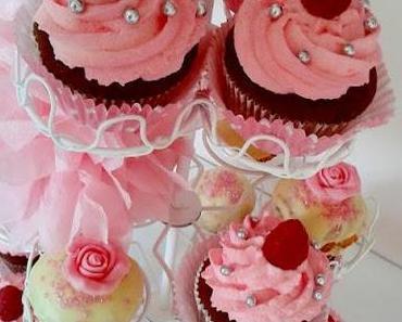 Hello...Birthday Cupcakes...Garden Life