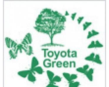 Mit Toyota für die Umwelt