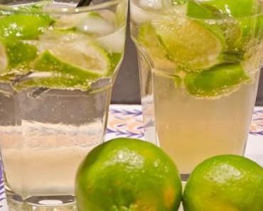 Holunder Teil 6 – Hugo Cocktail (mit viel Limette)