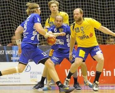 Empor Rostock punktet mit 27:20 gegen Schwerin
