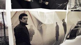 Pietro Mattioli: DerSockel des Bildes