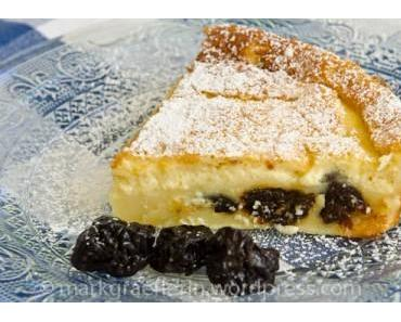 Le Far Breton – Bretonischer Kuchen mit Backpflaumen