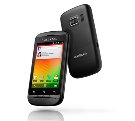 Alcatel OneTouch 918D im Test