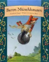 Kinderbuch #7 : Baron Münchhausen von Gottfried August Bürger
