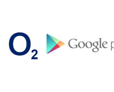 ab sofort im Google play store Apps mit o2 Bezahlen