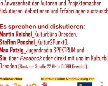 PHASE 0 – Eine On- / Offline-Buchbesprechung in Dresden