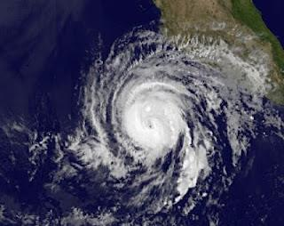 Hurrikan BUD: Sturmwarnung in Jalisco, Colima und Michoacán, Mexiko