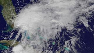 Hurrikanzeit in Florida beginnt - Tropischer Sturm BERYL wird wahrscheinlicher