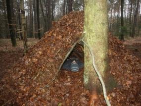 Überleben in der Wildnis - das Abenteuer !
