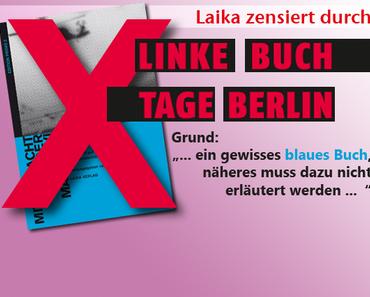 Linke Buchmesse im Zeichen der Zensur