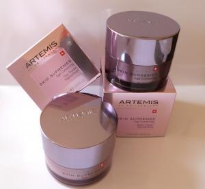 ARTEMIS of Switzerland REVIEW 2.Teil meines Tests: Die Tagescreme & die Nachtcreme Skin Supremes