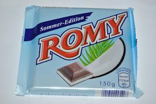 Romy Sommer-Edition und Choceur Weisse Kokos