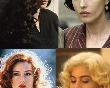 MONICA  BELLUCCI'S HAIRSTYLES IN MALÈNA