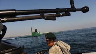 Die Wächter des Persischen Golf