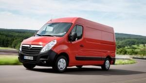 Opel Movano: Nutzfahrzeug wird effizienter
