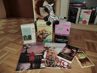 Die wilden Piroggenpiraten, Jane Austen & mehr :)