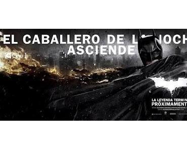 The Dark Knight Rises: Internationales Artwork zum Film
