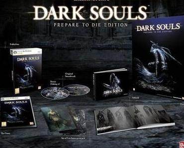 Dark Souls – Die genauen Inhalte der Prepare to Die Edition