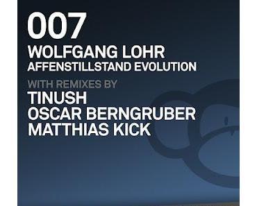 Wolfgang Lohr – Affenstillstand Evolution (symb007)