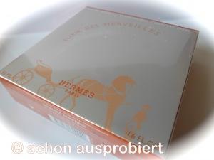 HERMÈS Eau de Parfum Elixir des Merveilles …und es hat zoooom gemacht:-)