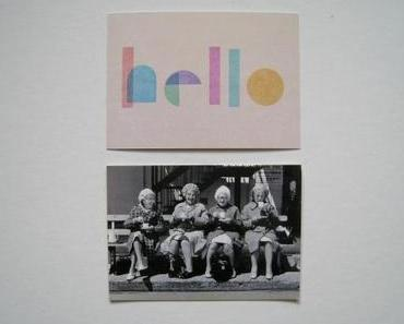 """One Week...One Collection...oder """"Send me postcards from..."""""""
