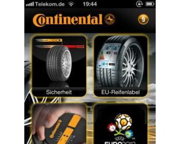 ContiTireGuide – der mobile Reifenratgeber für unterwegs(Video)