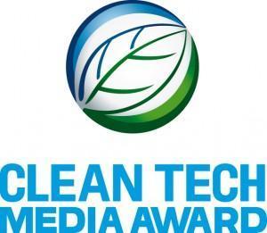 Grüner Teppich für die Auszeichnung innovativer Entwicklungen und Unternehmen