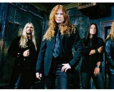 Megadeth in concert in Istanbul