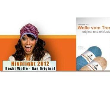 Wolle vom Trendsetter myboshi, Neues boshi Buch & exklusiver Häkelkurs