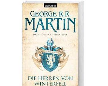"""""""Das Lied von Eis und Feuer - Band 1"""" von George R.R. Martin"""