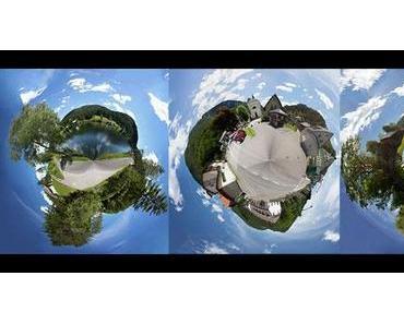 Ausflugsziele im Mariazellerland als kleine Planeten
