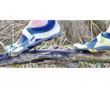Barfuß mit Schuhen unterwegs – die 'Bikila' Vibram FiveFingers