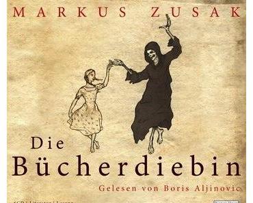 [Hörbuch]: Die Bücherdiebin – Markus Zusak