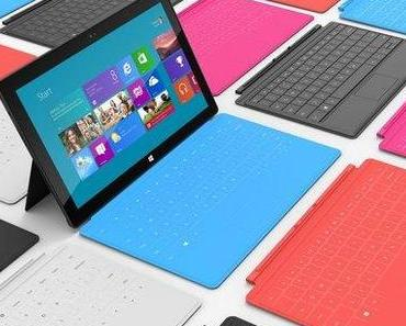 "Windows Tablet ""Surface"" kommt"