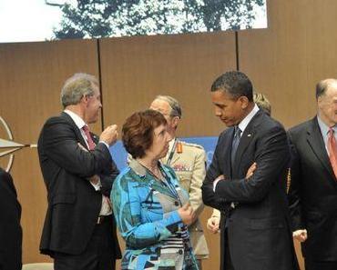 Die NATO verherrlicht ihren Untergang