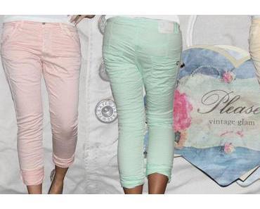 Schöne bunte Hosen von Please!