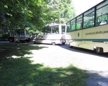 Wanderreise nach Kroatien – Plitvicer Seen, Tag 2 (15.06.2012)
